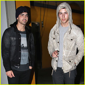 Joe &#038; Nick Jonas: Double Date Night