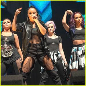 Little Mix: Metro Radio Live 2012