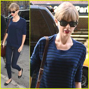 Taylor Swift: Ripple of Hope Award Recipient