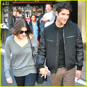 Tyler Posey: Movie Date with Seana Gorlick!