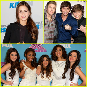 Fifth Harmony, Carly Rose Sonenclar, &#038; Emblem3: Signing to Sony Music?