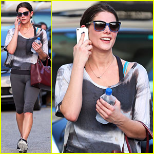 Ashley Greene: Studio City Shades