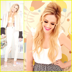 Carly Chaikin: JJJ Portrait Session