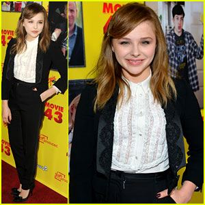 Los Angeles, Ca - January 23, 2013: Chloe Grace Moretz ... |Chloe Grace Moretz And Jimmy Bennett