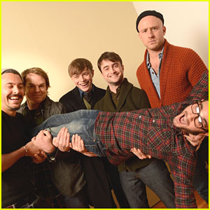 Daniel Radcliffe: Sundance Portraits with Dane DeHaan!