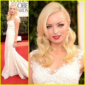 Francesca Eastwood: Golden Globe Awards 2013