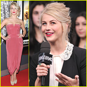 Julianne Hough: 'Safe Haven' Premiere in Toronto
