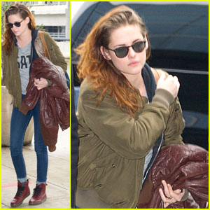 Kristen Stewart: Robert Pattinson is a Golden Globes Presenter!