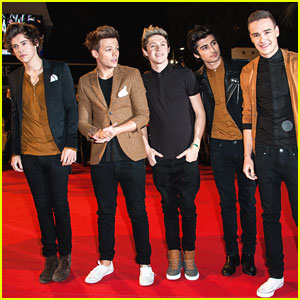 One Direction: Best International Group at NRJ Awards 2013!