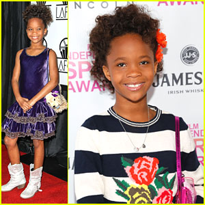 Quvenzhane Wallis: Los Angeles Film Critics Association Awards 2013