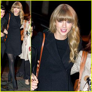 Taylor Swift: Girls Night Out In Madrid!