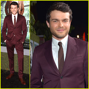Alden Ehrenreich: 'Beautiful Creatures' Premiere