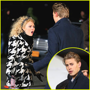 AnnaSophia Robb & Austin Butler: Lovers Spat on 'Carrie Diaries' Set