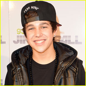 Austin Mahone Interview - JJJ Exclusive!