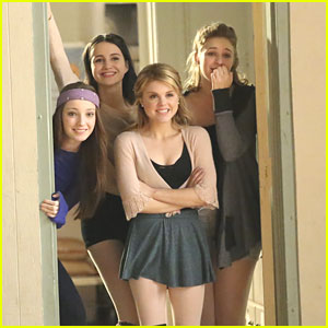'Bunheads': Dance Auditions in Hollywood!