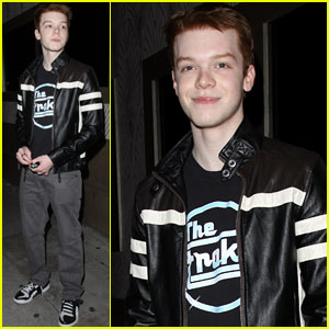 Cameron Monaghan: Vignette on Valentine's Day