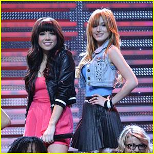Carly Rae Jepsen Guests on 'Shake It Up' This Weekend -- See The Pics!