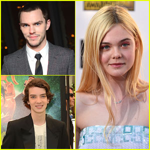 Elle Fanning & Nicholas Hoult Join 'Young Ones'