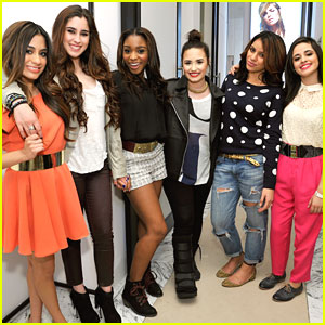 Fifth Harmony: Topshop Topman Grand Opening Event Week