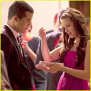 Jacob Artist &#038; Melissa Benoist: Valentine's Day on 'Glee'!