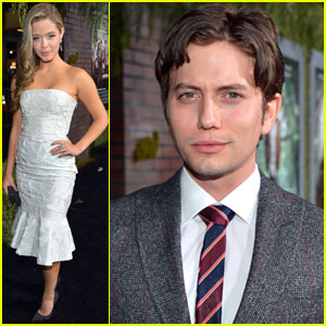 Jackson Rathbone & Sasha Pieterse: 'Beautiful Creatures' Premiere
