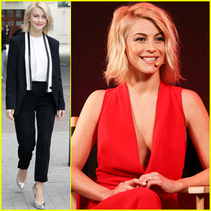 Julianne Hough: 'Safe Haven' London Promo