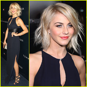 Julianne Hough: Tommy Hilfiger Los Angeles Flagship Launch