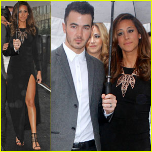 Kevin & Danielle Jonas: Fashion Week Couple!