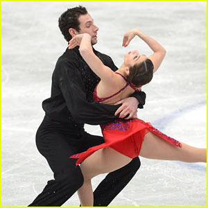 Marissa Castelli & Simon Shnapir: Bronze at Four Continents Figure Skating Championships 2013