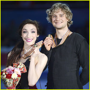 Meryl Davis & Charlie White Grab Gold in Japan