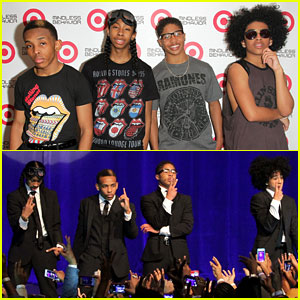 Mindless Behavior: In-Store Signing & Performance!