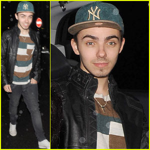 Nathan Sykes: 'All About Usher' Right Now