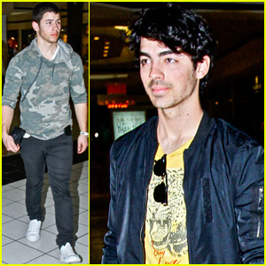 Nick and Joe Jonas: Love Bites!