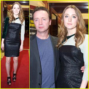 Saoirse Ronan: 'Byzantium' Premiere in Glasgow!