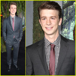 Thomas Mann: 'Beautiful Creatures' Premiere