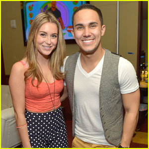 Alexa Vega &#038; Carlos Pena: Kids' Choice Awards 2013 Couple!