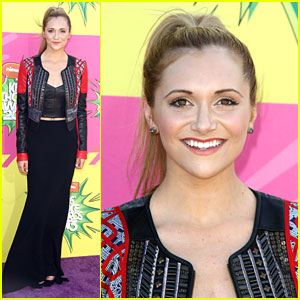 Alyson Stoner: Going On Tour with Bella Thorne!