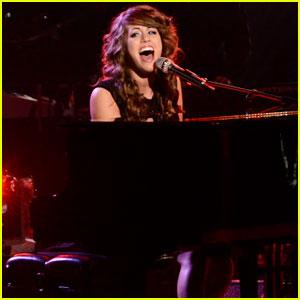 American Idol: Angela Miller Sings 'Never Gone' - Watch Now!