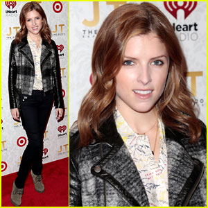 Anna Kendrick: 'The 20/20 Experience' Record Release Party!
