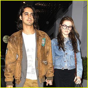 Avan Jogia & Zoey Deutch: Victoria Justice's 20th Birthday Bash!