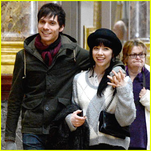 Carly Rae Jepsen & Matthew Koma: Paris Pair