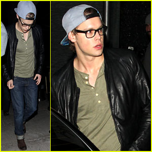 Chord Overstreet: Bootsy Bellows Night Out