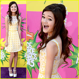 Ciara Bravo - Kids' Choice Awards 2013 Red Carpet