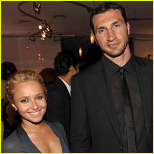 Hayden Panettiere Reportedly Engaged to Wladimir Klitschko!