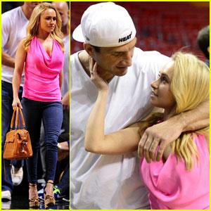 Hayden Panettiere & Wladimir Klitschko: Miami Heat Couple!