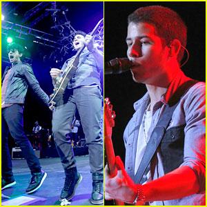 Jonas Brothers: Rio Concert Pics!