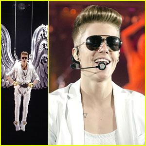 Justin Bieber: Munich Concert Pics!