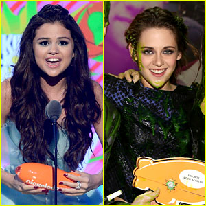 Kids' Choice Awards Winners List 2013