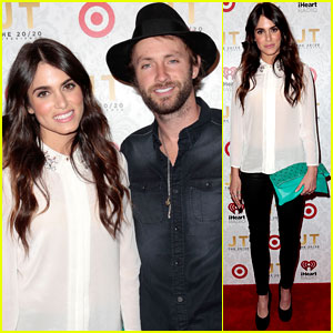 Nikki Reed & Paul McDonald: 'The 20/20 Experience' Record Release Party!