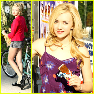 Peyton List: Spring Fashion Shoot!